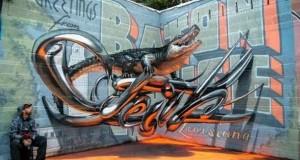 Εντυπωσιακά graffiti #20