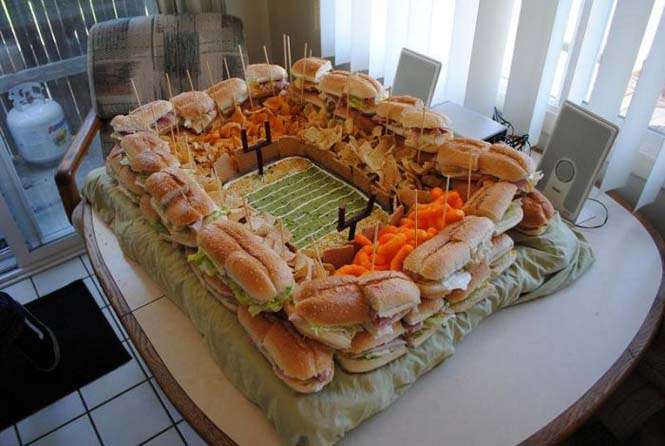 Γήπεδα που... τρώγονται (1)