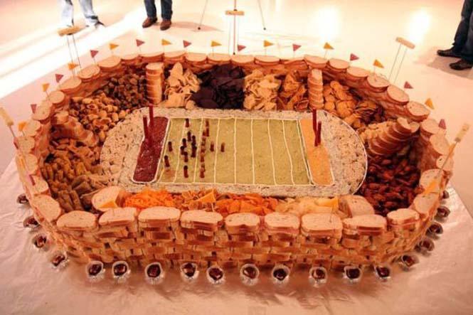 Γήπεδα που... τρώγονται (8)
