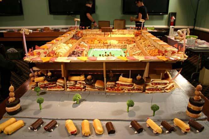 Γήπεδα που... τρώγονται (10)
