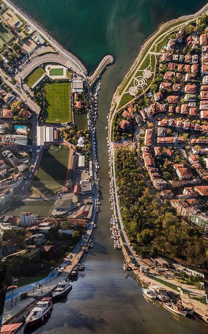Καλλιτέχνης μετατρέπει φωτογραφίες της Κωνσταντινούπολης σε τοπία βγαλμένα από το Inception (8)