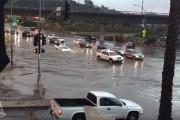Lamborghini εναντίον πλημμύρας
