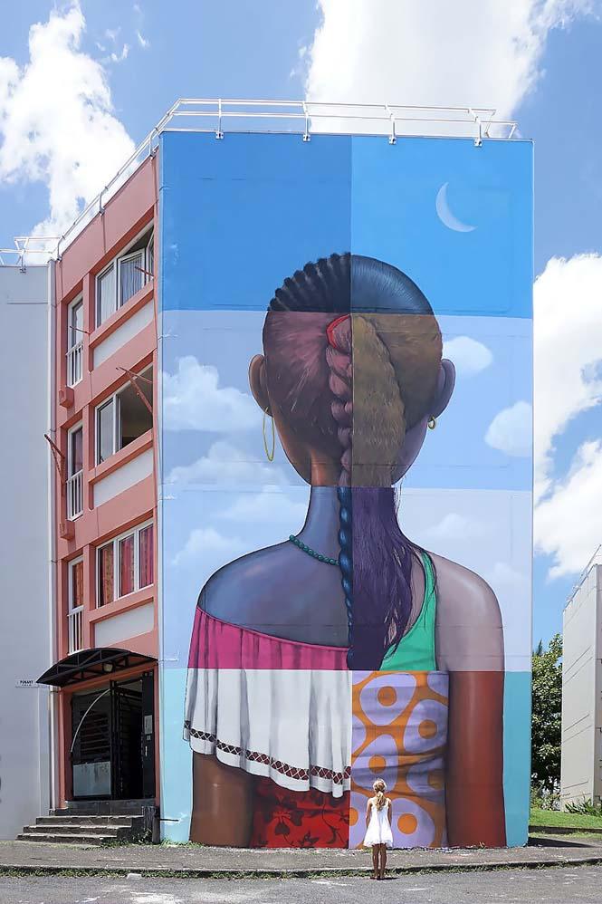 Γάλλος καλλιτέχνης μεταμορφώνει βαρετά κτήρια σε εντυπωσιακά έργα τέχνης (14)