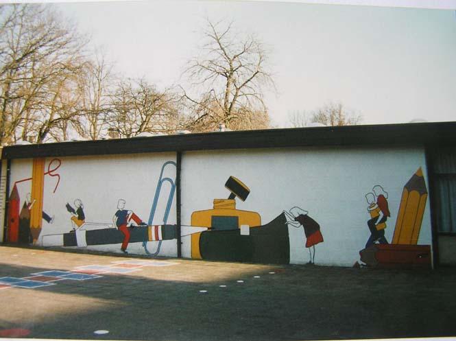 Γάλλος καλλιτέχνης μεταμορφώνει βαρετά κτήρια σε εντυπωσιακά έργα τέχνης (29)