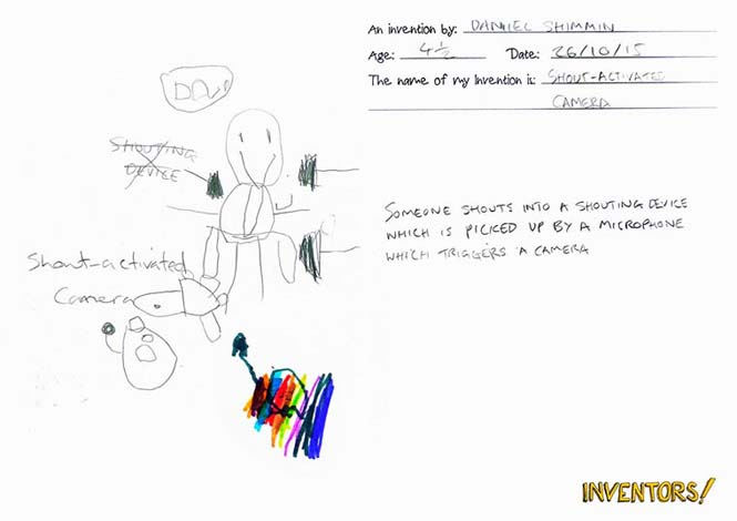 Μετατρέποντας παιδικές ζωγραφιές σε αληθινά αντικείμενα (1)
