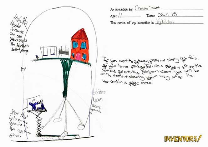 Μετατρέποντας παιδικές ζωγραφιές σε αληθινά αντικείμενα (3)