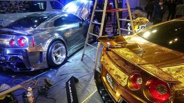 Μια από τις πιο περίτεχνες διακοσμήσεις αυτοκινήτων που έχετε δει (9)