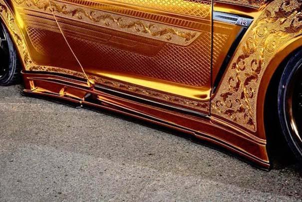Μια από τις πιο περίτεχνες διακοσμήσεις αυτοκινήτων που έχετε δει (17)
