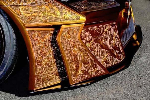 Μια από τις πιο περίτεχνες διακοσμήσεις αυτοκινήτων που έχετε δει (20)
