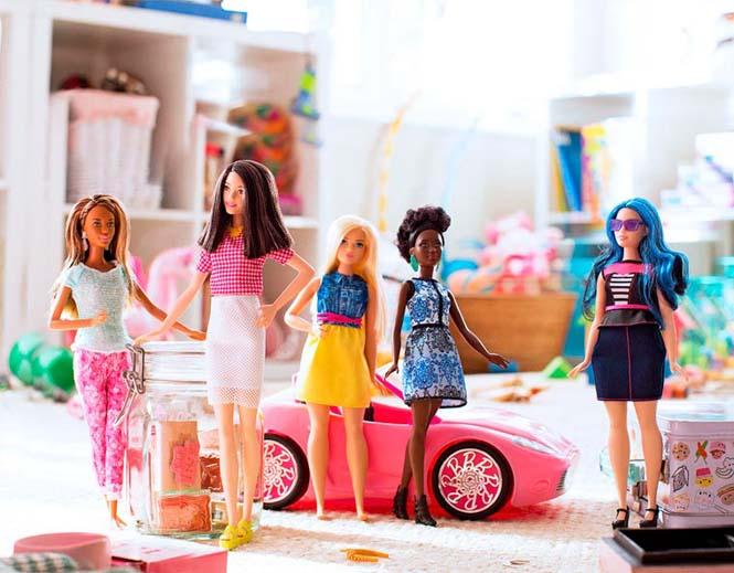 Η νέα Barbie έρχεται με 4 διαφορετικούς σωματότυπους (3)