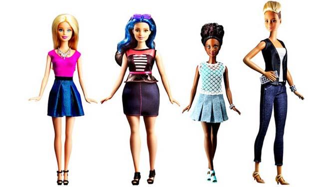 Η νέα Barbie έρχεται με 4 διαφορετικούς σωματότυπους (8)