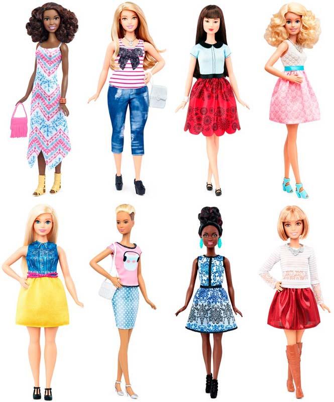 Η νέα Barbie έρχεται με 4 διαφορετικούς σωματότυπους (9)