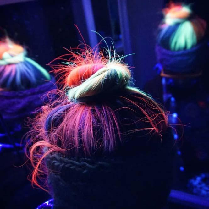 Νέες βαφές για μαλλιά που φωσφορίζουν στο σκοτάδι (7)