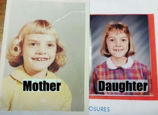 Περιπτώσεις γονιών και παιδιών... σαν φωτοτυπία (2)