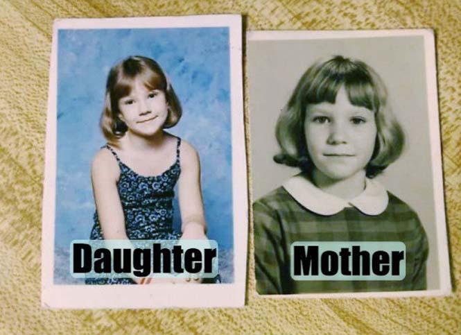 Περιπτώσεις γονιών και παιδιών... σαν φωτοτυπία (3)