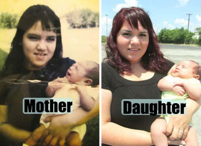 Περιπτώσεις γονιών και παιδιών... σαν φωτοτυπία (4)