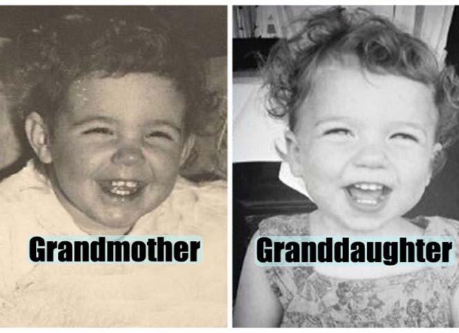 Περιπτώσεις γονιών και παιδιών... σαν φωτοτυπία (6)
