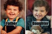Περιπτώσεις γονιών και παιδιών... σαν φωτοτυπία (13)