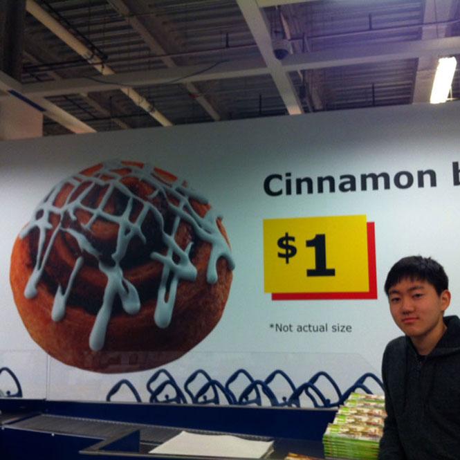 «Σημαντική» διευκρίνιση σε κατάστημα ΙΚΕΑ | Φωτογραφία της ημέρας