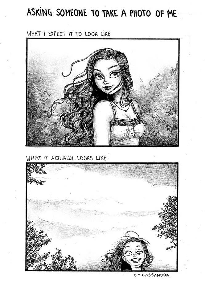 Προβλήματα γυναικών σε σκίτσα (14)