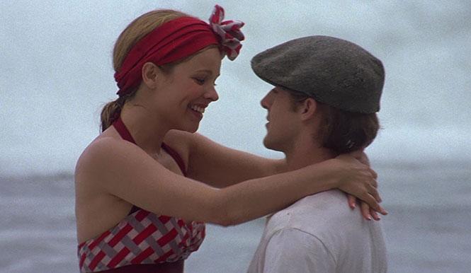 Ρομαντικά στιγμιότυπα σε ταινίες