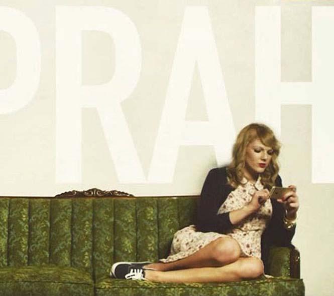 Σωσίας Taylor Swift (1)