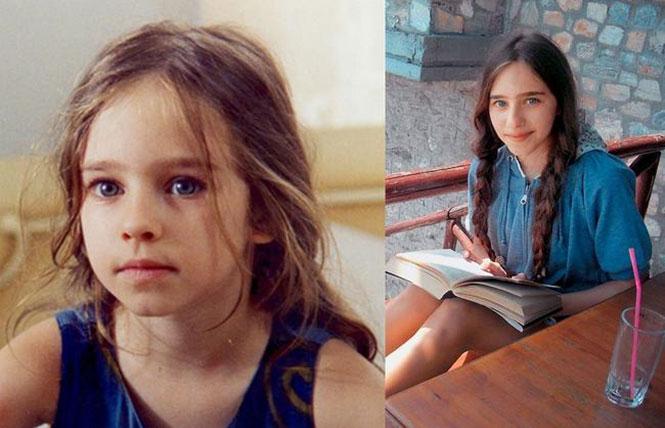 Θα πάθεις πλάκα: Πόσο μεγάλωσαν τα παιδιά αγαπημένων σειρών (11)