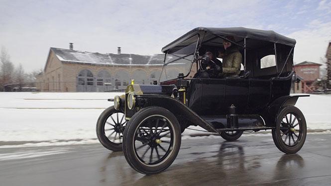 Το να οδηγείς ένα Ford Model T είναι πολύ πιο δύσκολο απ' ότι νομίζεις