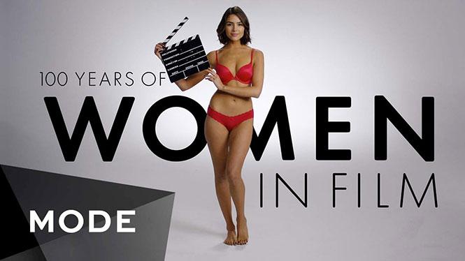 100 χρόνια γυναικείας μόδας στον κινηματογράφο μέσα σε 3 λεπτά