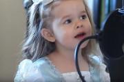Ακούγοντας αυτό το 3χρονο κοριτσάκι να τραγουδάει θα εκπλαγείτε