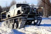 Η απίστευτη μετατροπή ενός Lada