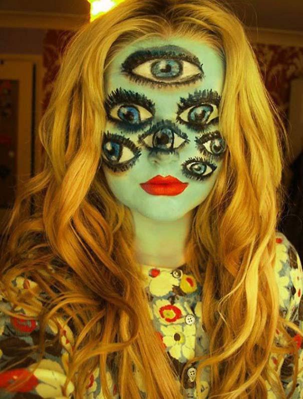 Αποκριάτικα μακιγιάζ που προκαλούν ανατριχίλα (3)