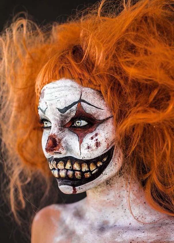 Αποκριάτικα μακιγιάζ που προκαλούν ανατριχίλα (5)