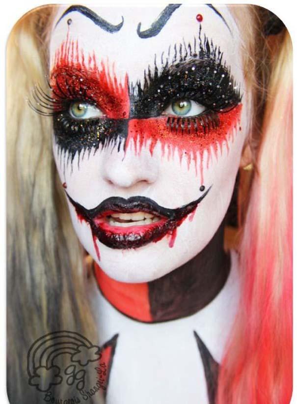 Αποκριάτικα μακιγιάζ που προκαλούν ανατριχίλα (11)