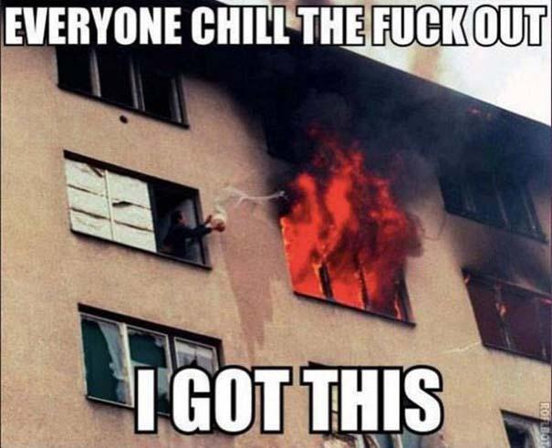 Αυτά συμβαίνουν όταν παίζεις με την φωτιά (2)