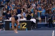 Η κοπέλα που χαρακτηρίστηκε ως η «Beyonce της ρυθμικής γυμναστικής»