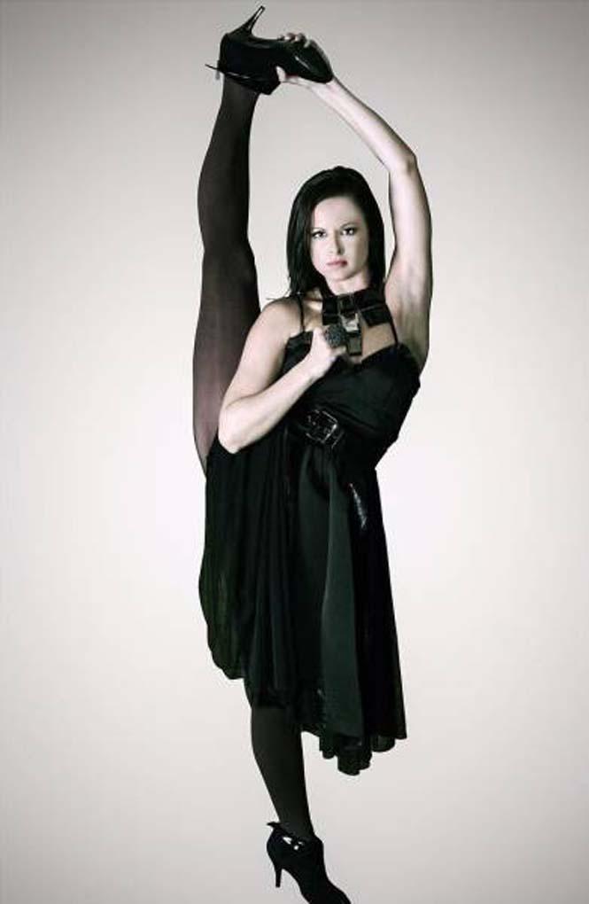 Chloe Bruce: Η κασκαντέρ σωσίας της Daisy Ridley από το Star Wars (13)