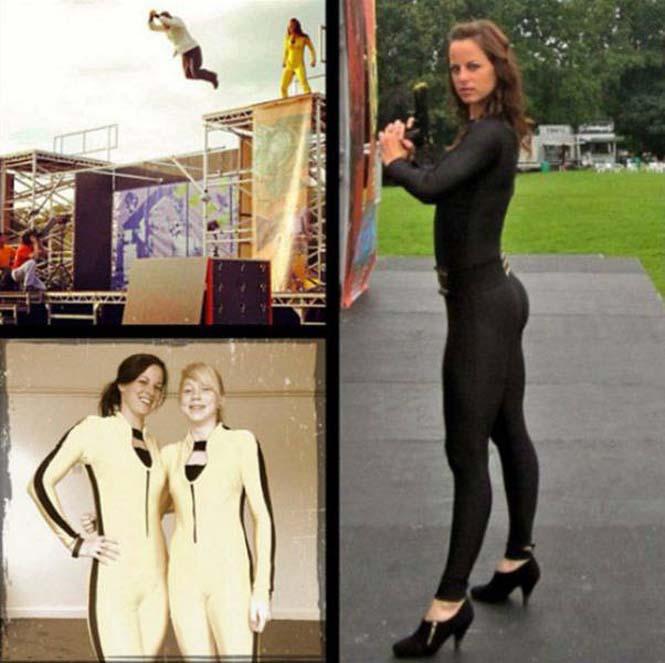 Chloe Bruce: Η κασκαντέρ σωσίας της Daisy Ridley από το Star Wars (19)