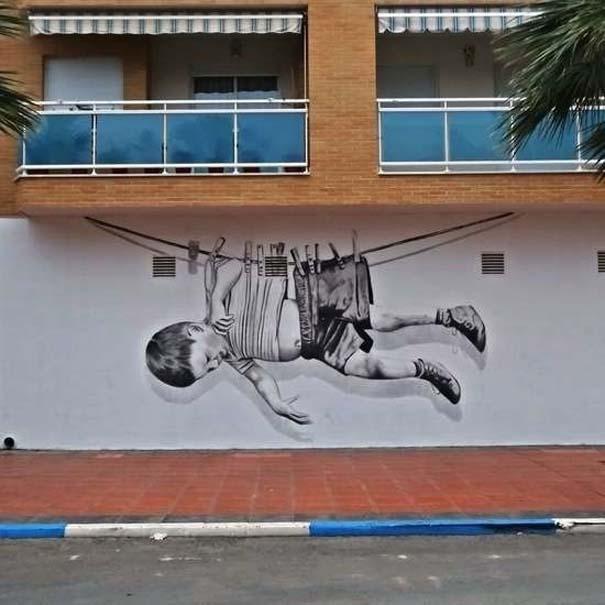 Εντυπωσιακά graffiti #22 (2)