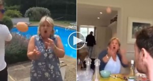 Επί ένα χρόνο πετούσε αβγά στην ανυποψίαστη μητέρα του (Video)
