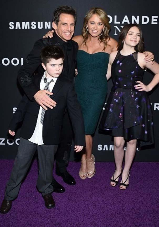 Ο γιος του Ben Stiller έκλεψε την παράσταση στην πρεμιέρα της ταινίας Zoolander 2 (2)