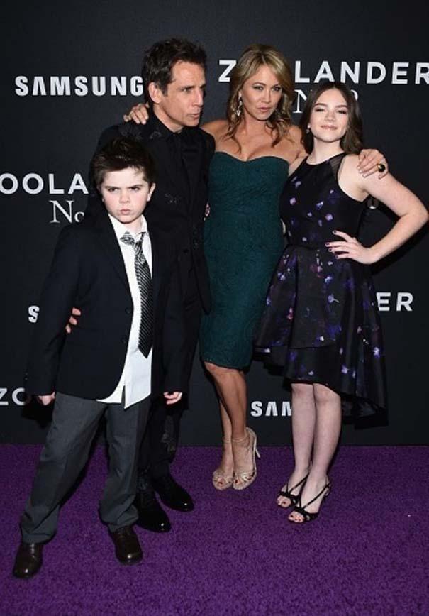 Ο γιος του Ben Stiller έκλεψε την παράσταση στην πρεμιέρα της ταινίας Zoolander 2 (3)