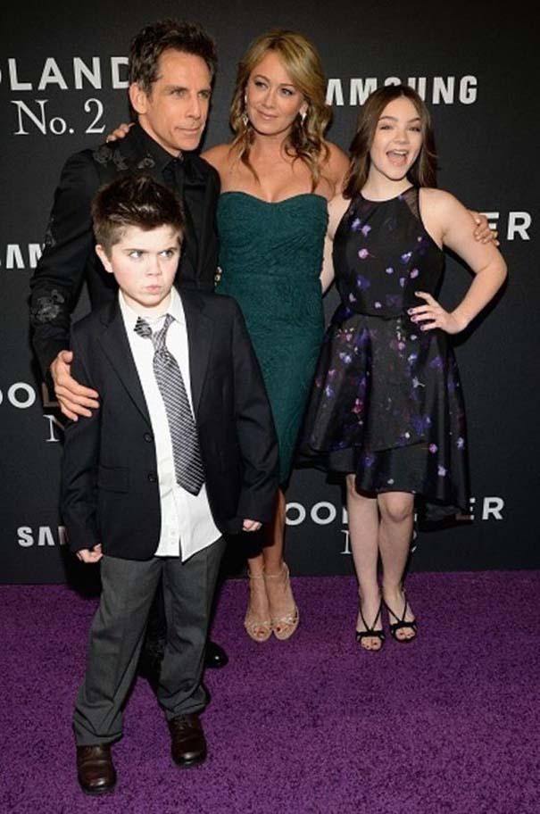 Ο γιος του Ben Stiller έκλεψε την παράσταση στην πρεμιέρα της ταινίας Zoolander 2 (4)
