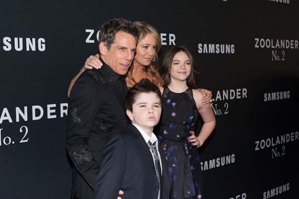 Ο γιος του Ben Stiller έκλεψε την παράσταση στην πρεμιέρα της ταινίας Zoolander 2 (5)