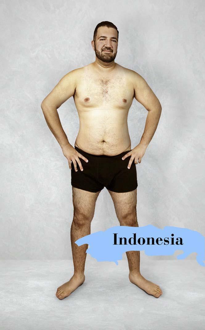 Ο ιδανικός ανδρικός σωματότυπος σε 18 χώρες (11)