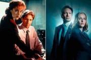 Οι ηθοποιοί της σειράς X-Files τότε και τώρα (1)