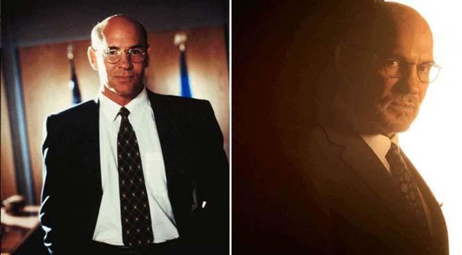 Οι ηθοποιοί της σειράς X-Files τότε και τώρα (3)