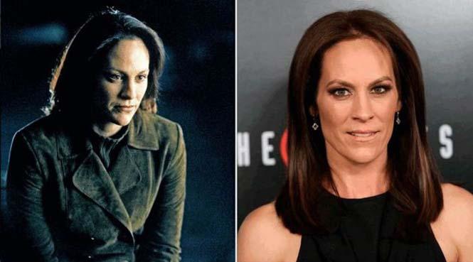 Οι ηθοποιοί της σειράς X-Files τότε και τώρα (4)