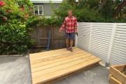 Κατασκευάζοντας ένα διαφορετικό κρεβάτι στον κήπο