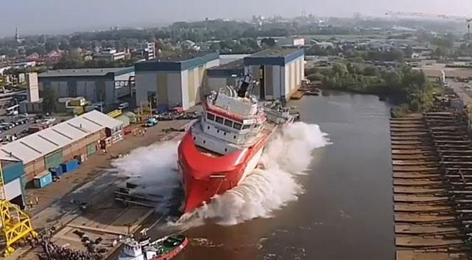 Καθελκύσεις πλοίων